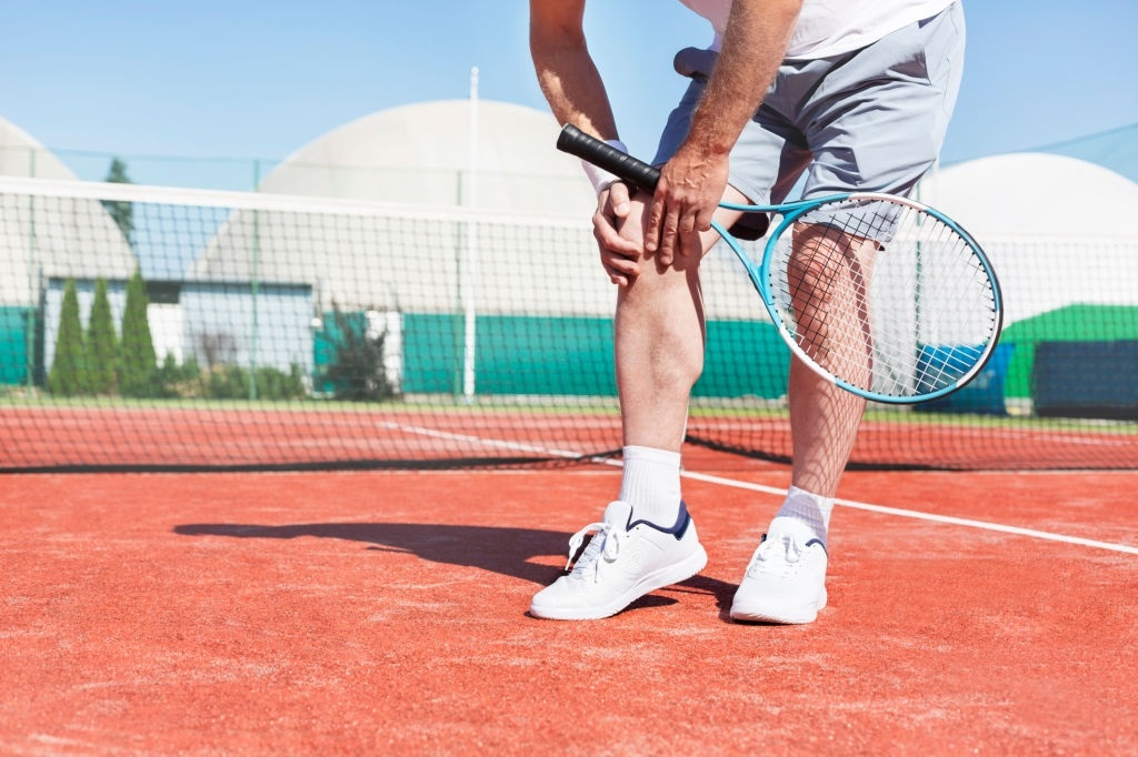 Knee Brace for Tennis