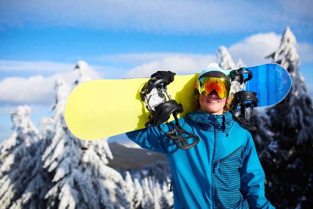 Best Freeride Snowboard