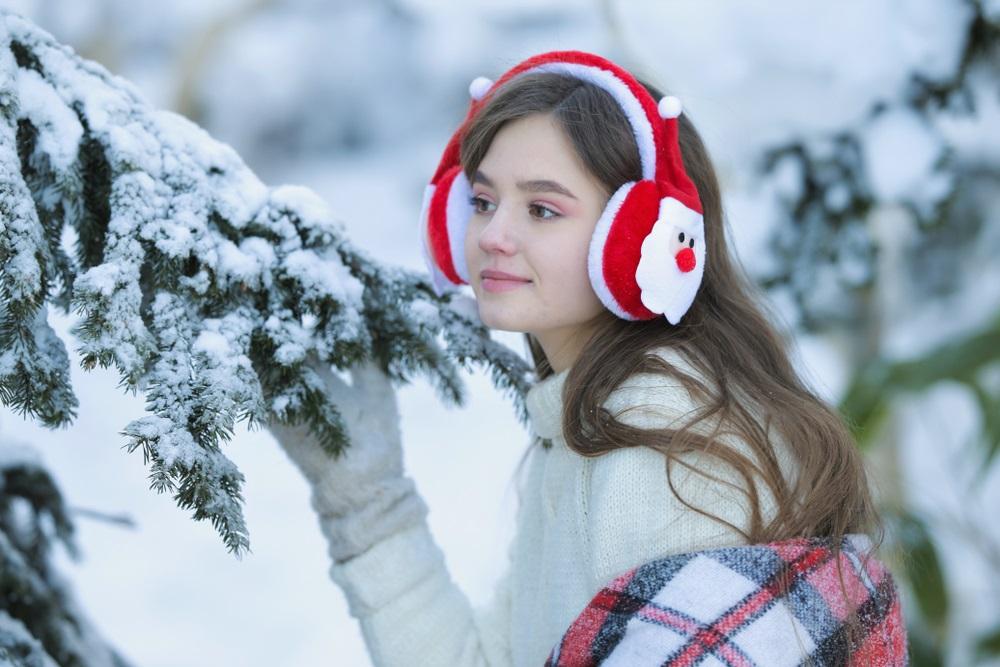 Headphones for Skiing