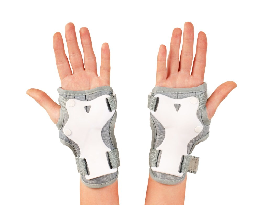 Wrist Guards Anti Fall Palm Protection Pads Adult Skateboard Gauntlets R5Y5